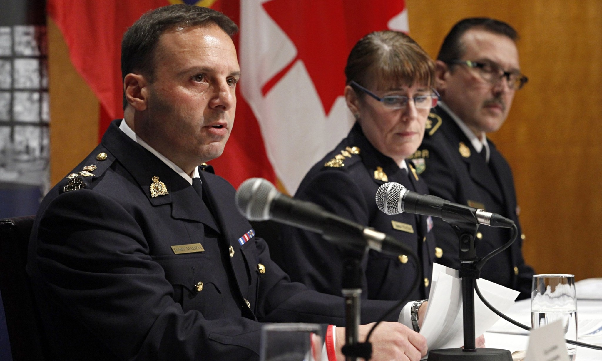 Man arrested in Canada over alleged role in Islamic State recruitment cell