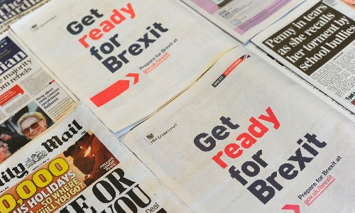 The UK press is reducing Brexit to a crude soap opera, ignoring the real story