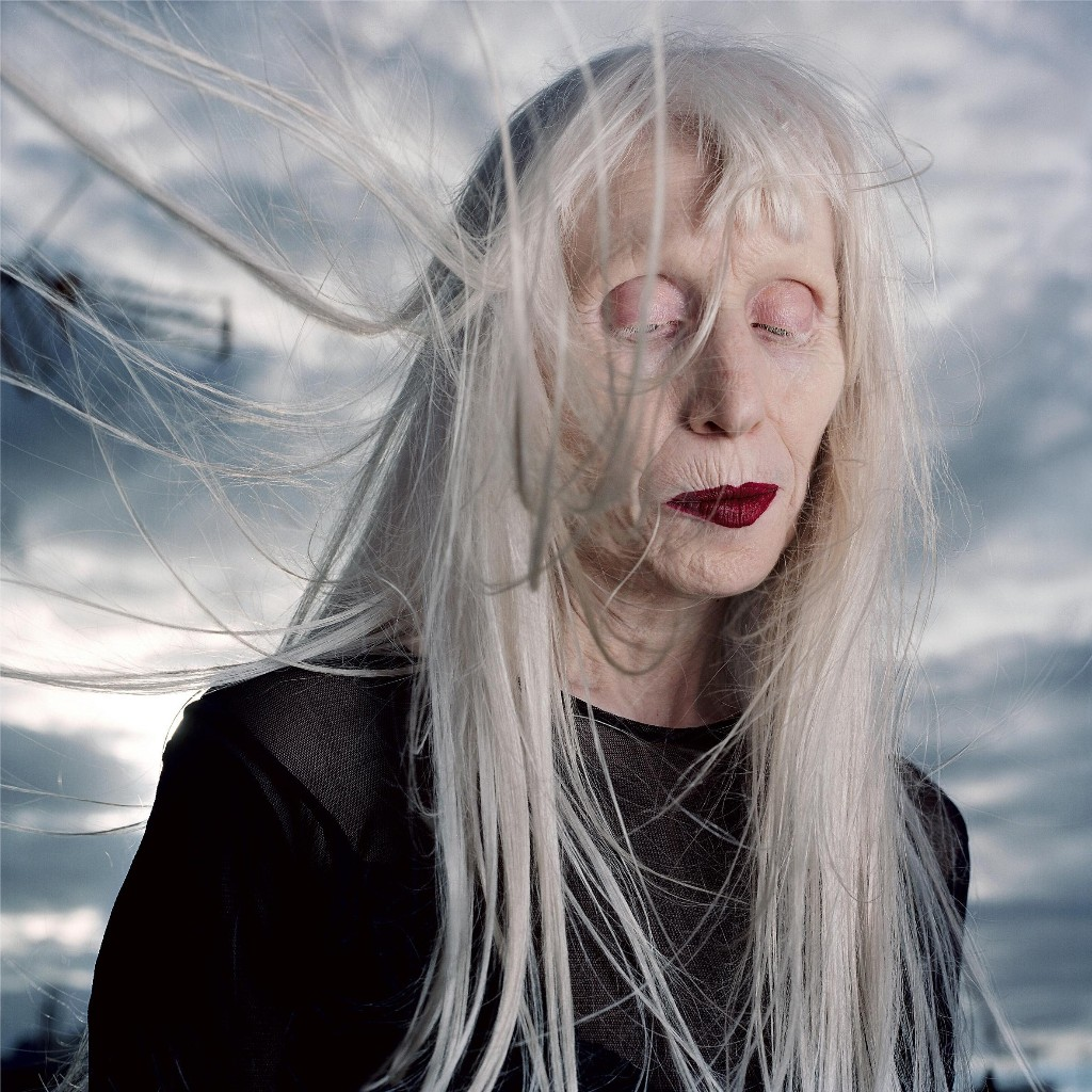Ana, a woman with albinism, in Barcelona: Paola de Grenet's best photograph