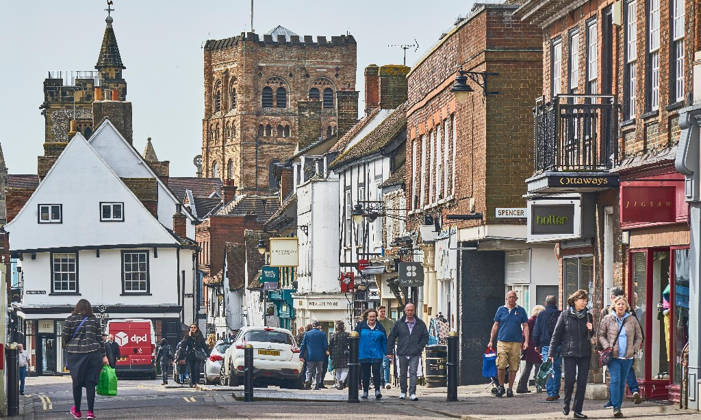 The age of the office is over – the future lies in Britain's commuter towns