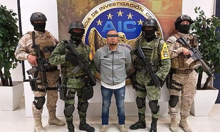 Mexico hails 'Sledgehammer' arrest but murder crisis still a tough nut to crack
