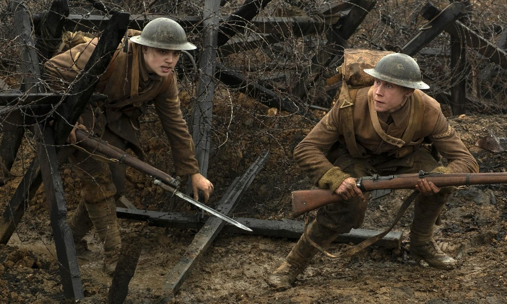 Streaming: 1917 and the best first world war films online