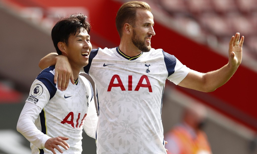 In this strange season, Harry Kane and Son Heung-min put Spurs in title mix