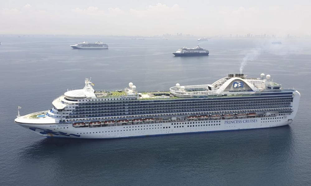Locked down afloat: why dozens of cruise ships ended up stranded in Manila Bay