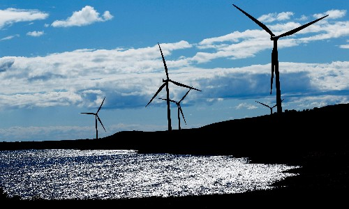 Thousands were paid to use extra renewable electricity on windy weekend