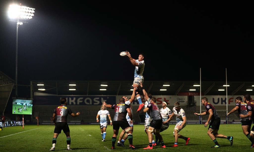 Rugby players fear for future as Covid 'typhoon sweeps through sport'