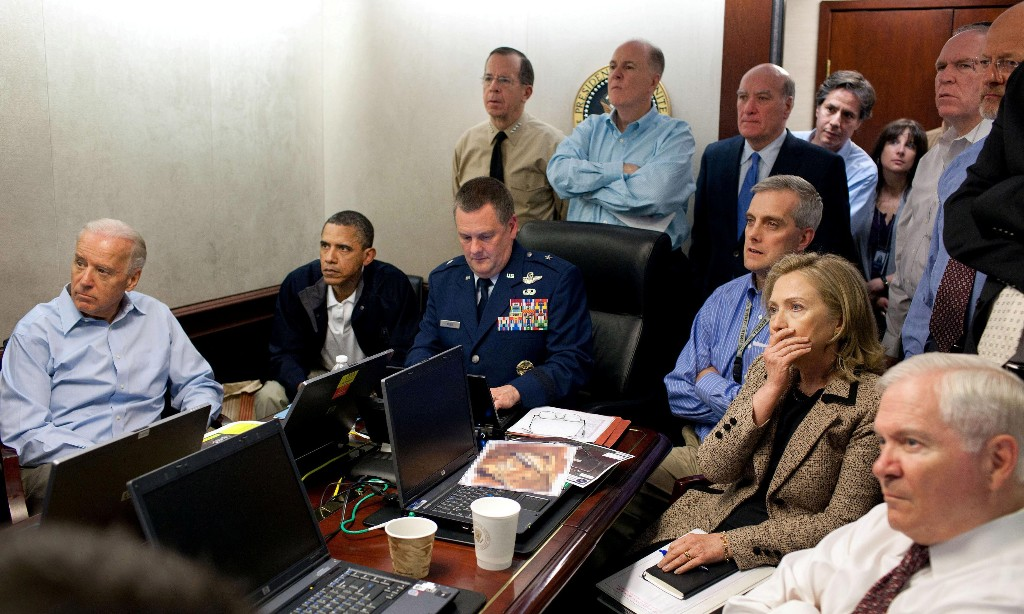 'To give him space': Biden reveals why he told Obama to wait on Bin Laden raid
