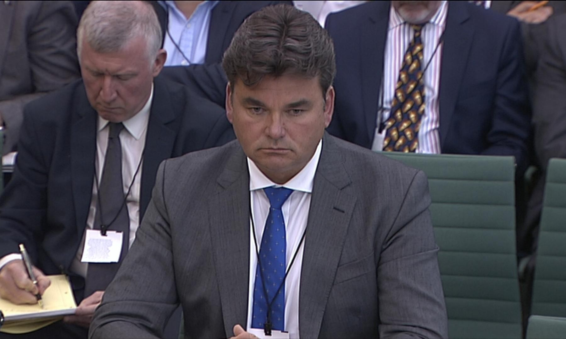 Dominic Chappell accused of treating BHS money as his own