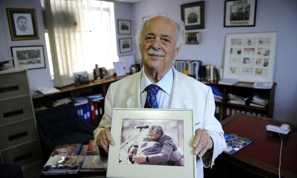 George Bizos obituary