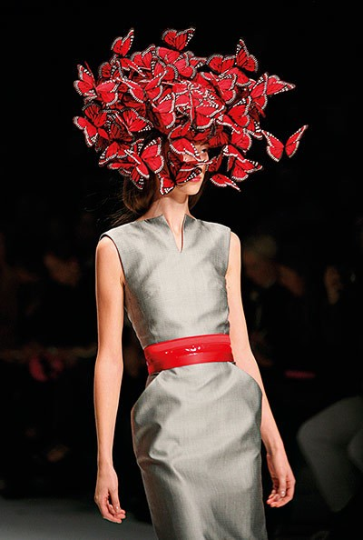 Fashion finasse - Magazine cover