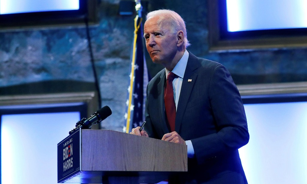 Biden campaign throws urine jokes back at Trump's drug test demand