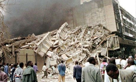 Africa embassy bombings: attacks that propelled Bin Laden into the limelight