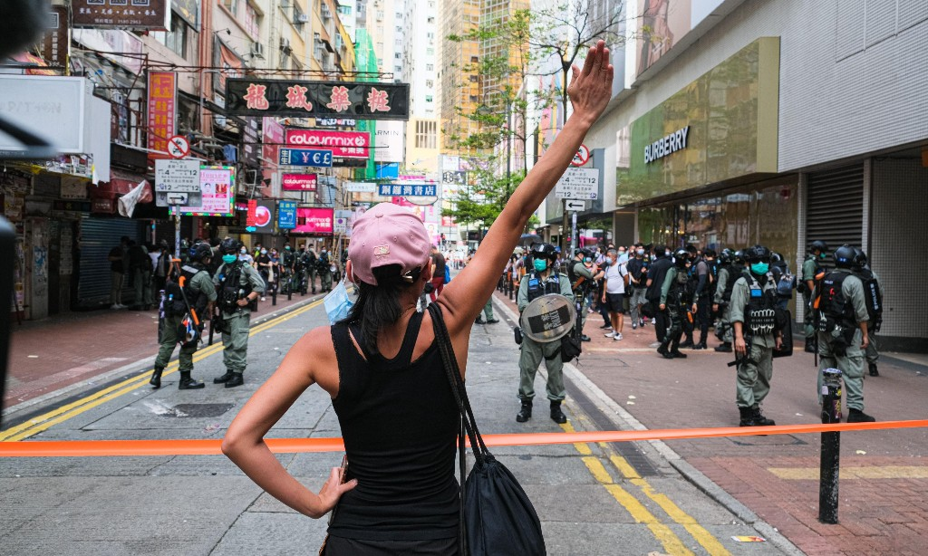 'Our spirit will never be crushed': Hong Kong activists vow to keep fighting despite new laws