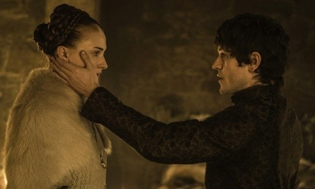George RR Martin defends Game of Thrones rape as portraying reality of war