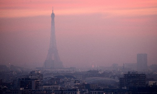 Pollutionwatch: European air-quality map exposes dangers