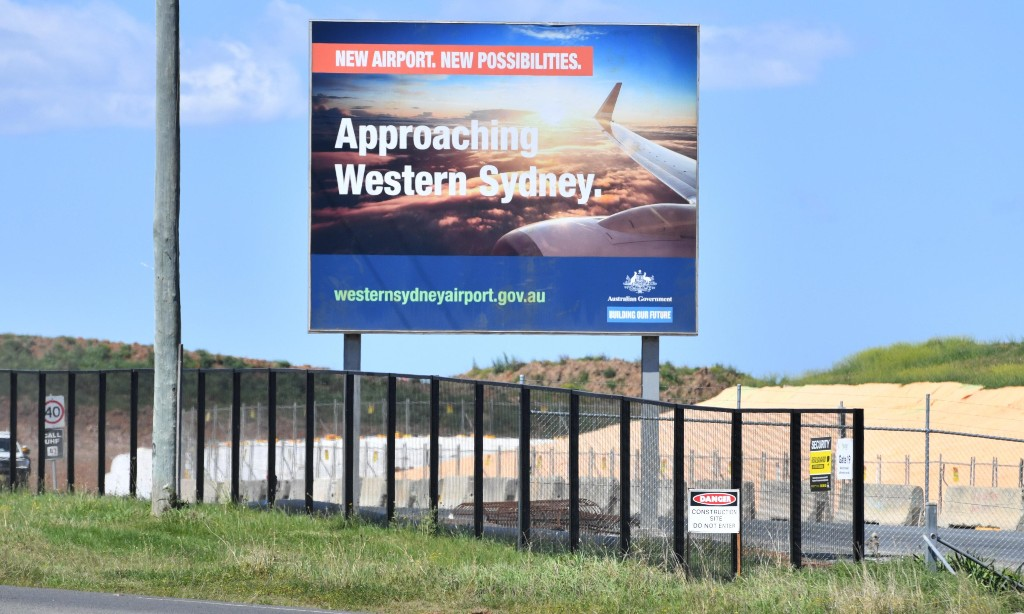 'The big guys get whatever they want': Western Sydney airport, wealthy landowners and the Coalition