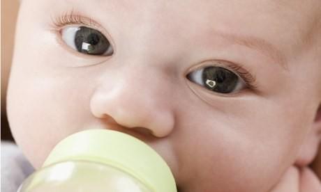 Babies - Magazine cover