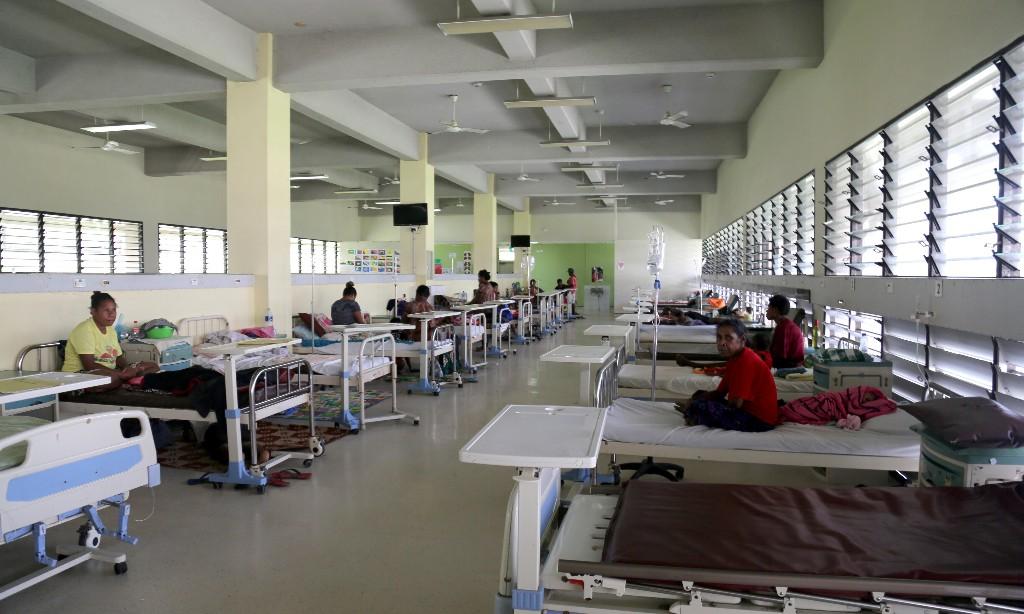 Papua New Guinea's massive Ok Tedi mine closes as Covid cases spread to new areas
