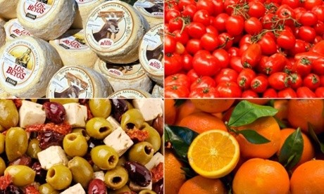 The solidarity fridge: Spanish town's cool way to cut food waste