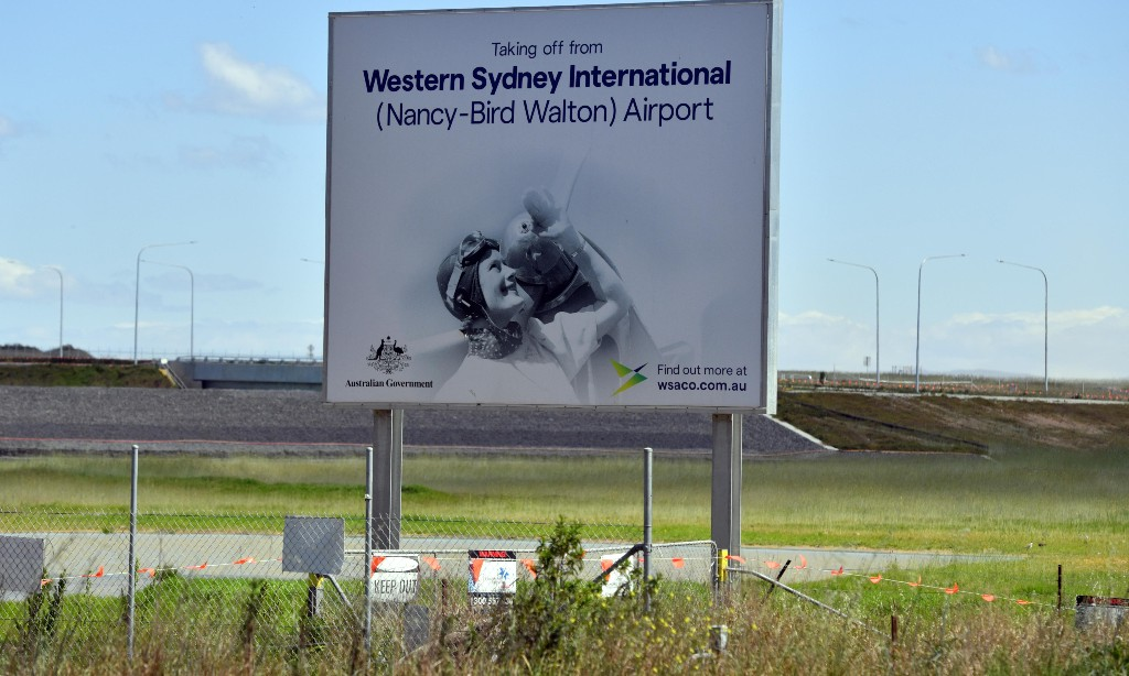 Western Sydney airport: families left in 'indefinite limbo' call for end to backroom deals