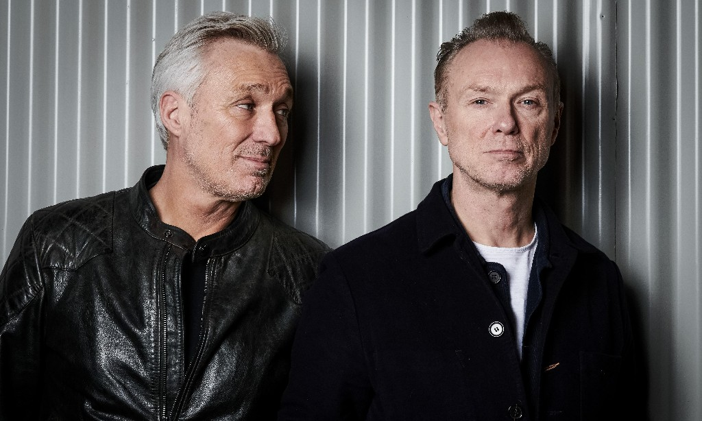 Martin and Gary Kemp: 'Most brothers in music seem to hate each other'