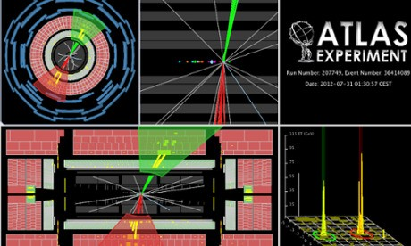 Something to watch for in the new data from the Large Hadron Collider