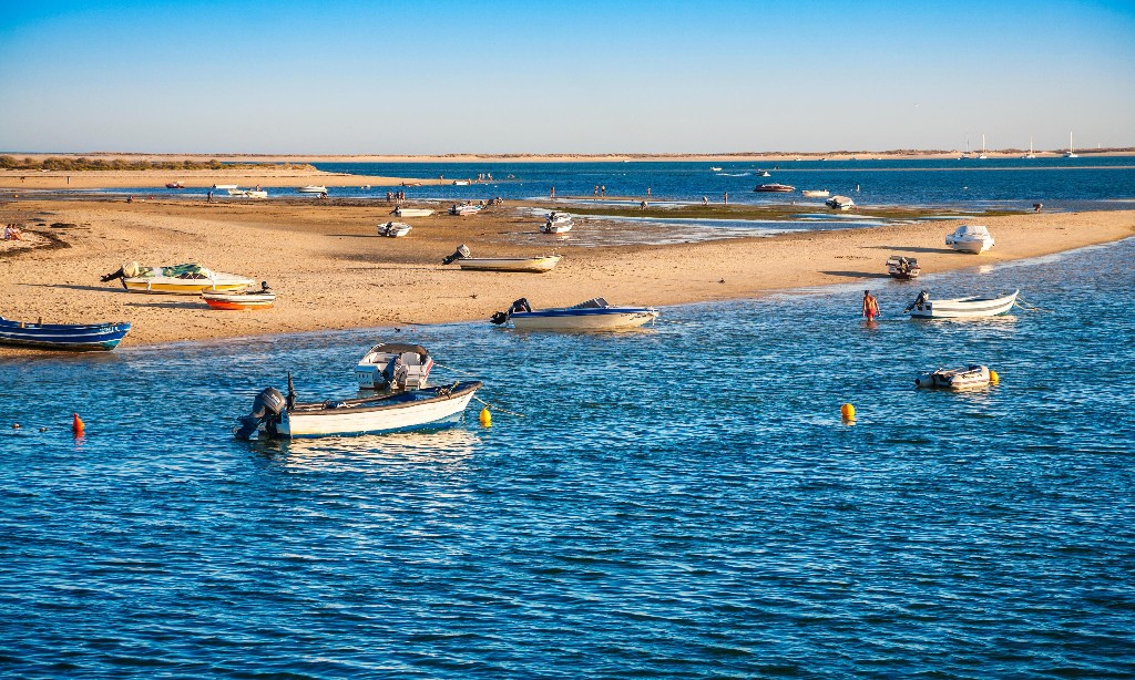 The real Algarve: 'A white-washed village adrift in the kissing sea'