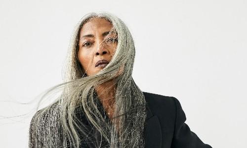 JoAni Johnson: the sexagenarian model defying convention