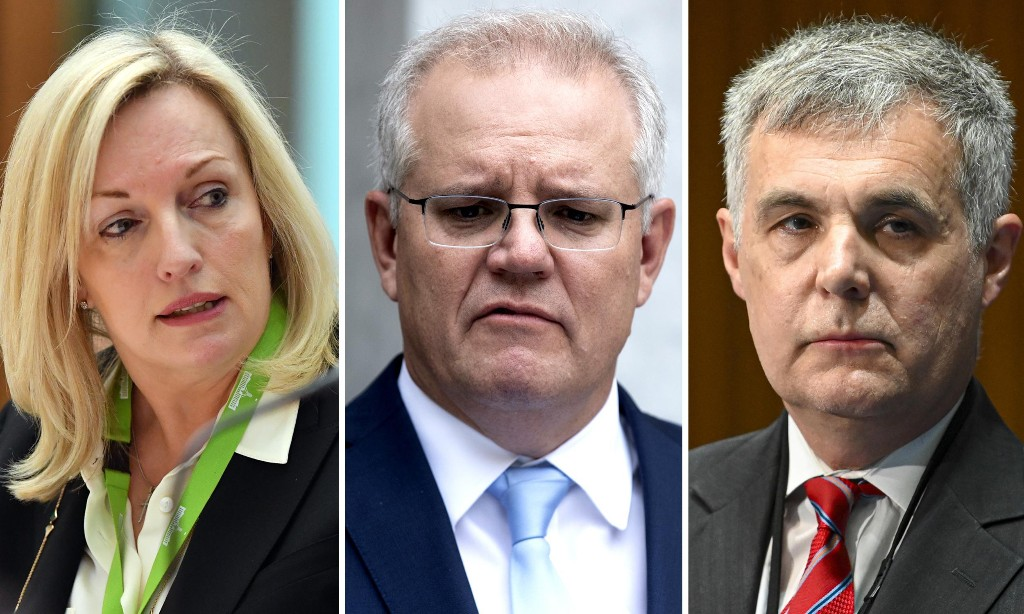 The $1m-plus club: Christine Holgate and NBN executives among government workers paid more than PM