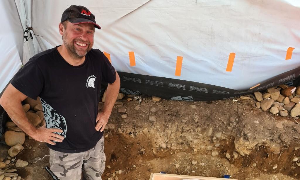 Detectorist in Scottish Borders uncovers bronze age haul