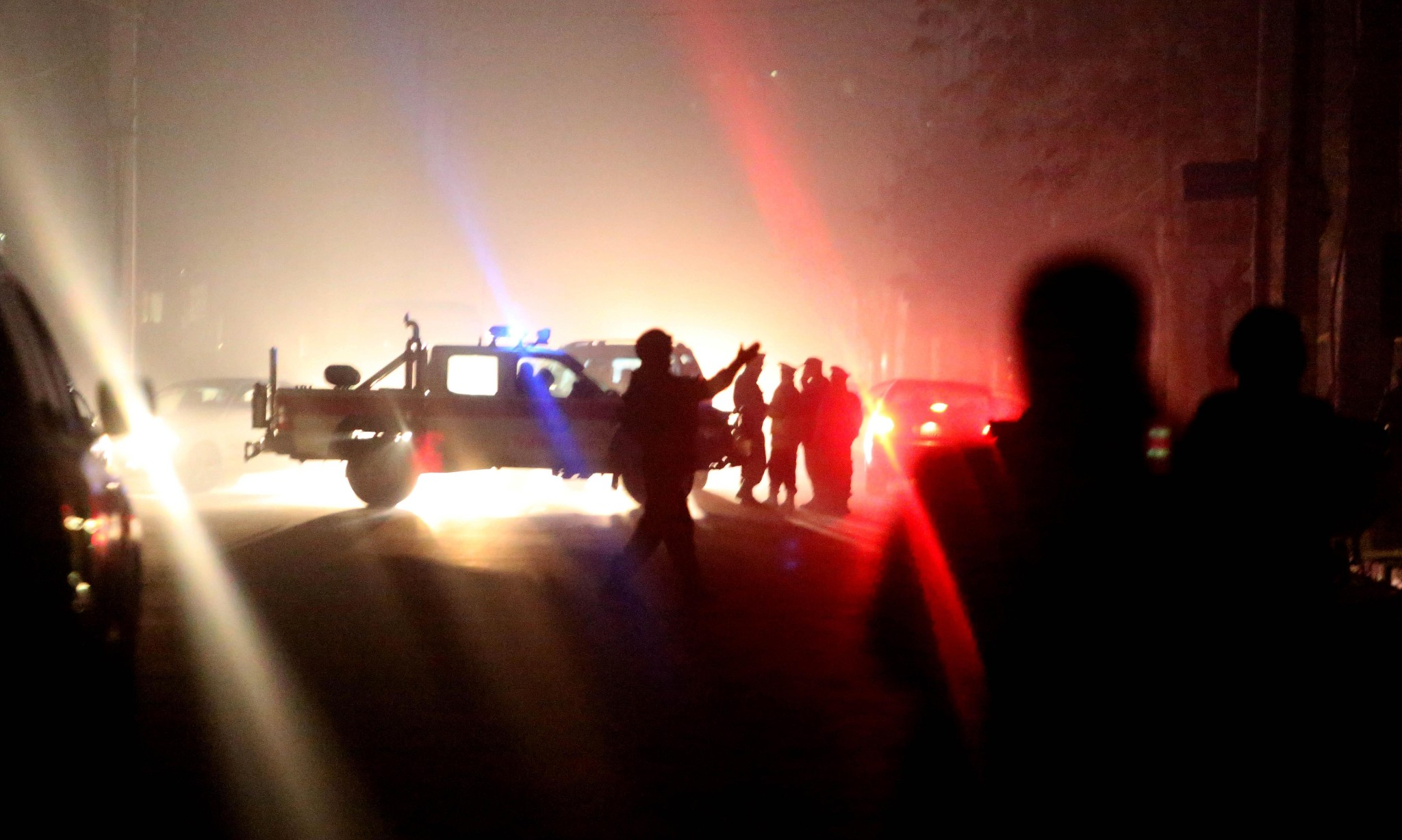 Kabul restaurant hit by deadly suicide car bombing