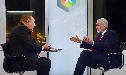 Labour fears Boris Johnson will duck Andrew Neil interview