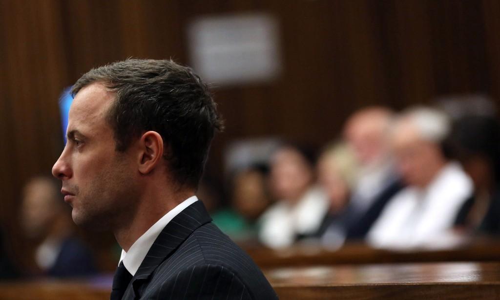 Oscar Pistorius Murder Trial News - Magazine cover