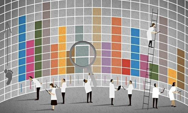 Visualization & Data Science - Magazine cover