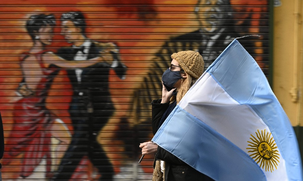 Covid-19 restrictions are shattering Argentina's short-lived political truce