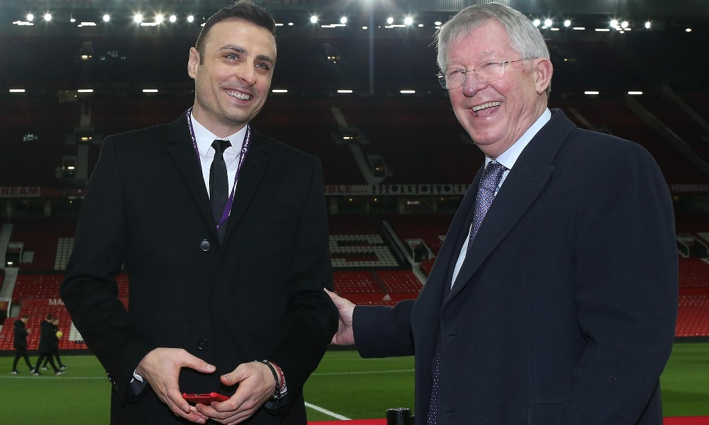 Dimitar Berbatov: 'When I saw what Sir Alex had written I had mixed emotions'