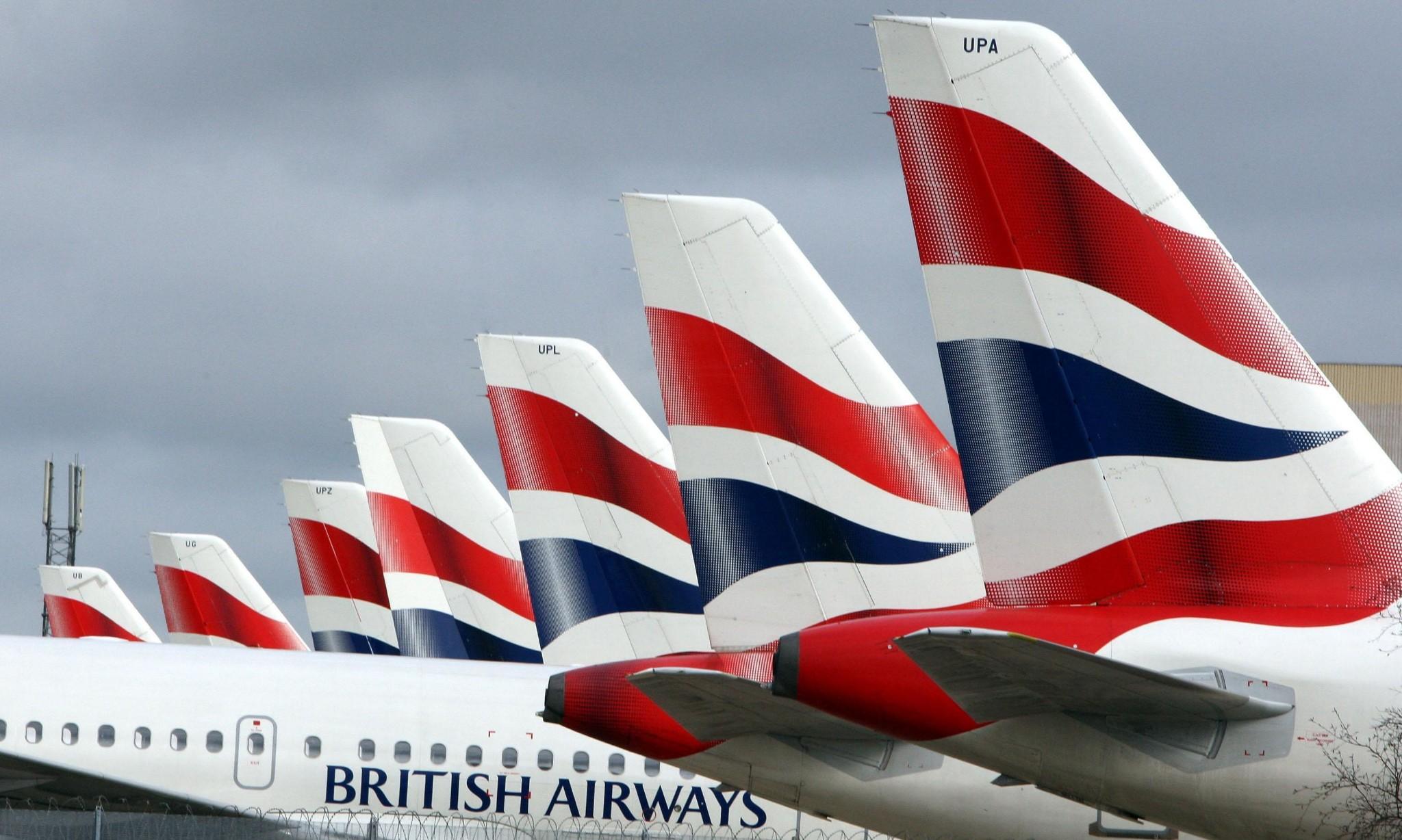 British Airways wins battle of the brands for third year running
