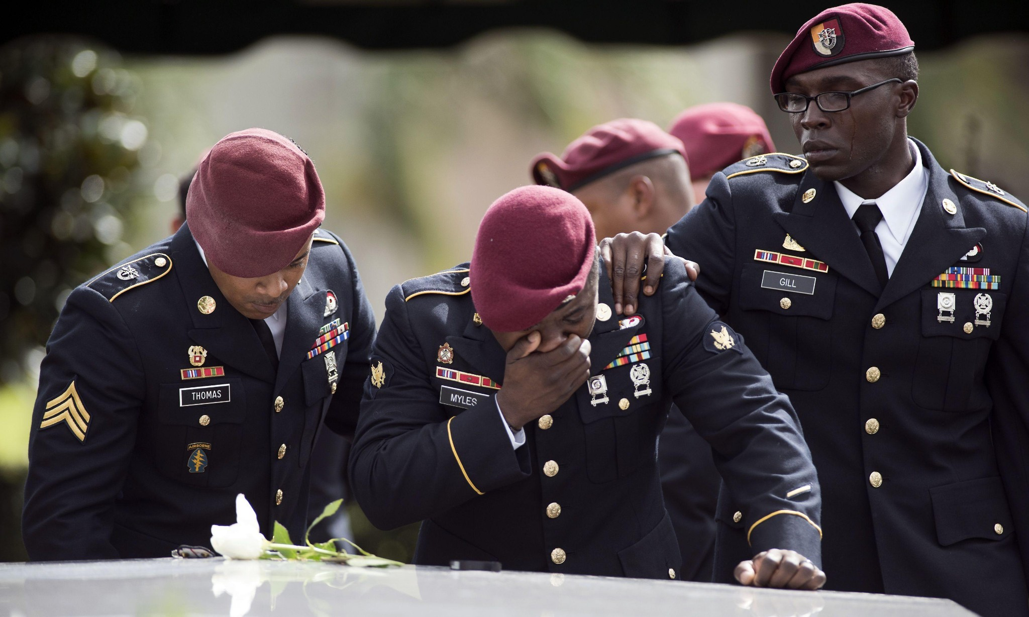 Special forces unit ambushed in Niger desperately called for help, sources say