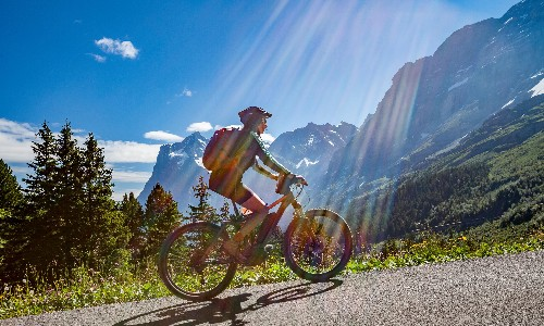 The ebike revolution: Cycling in the Alps? No sweat