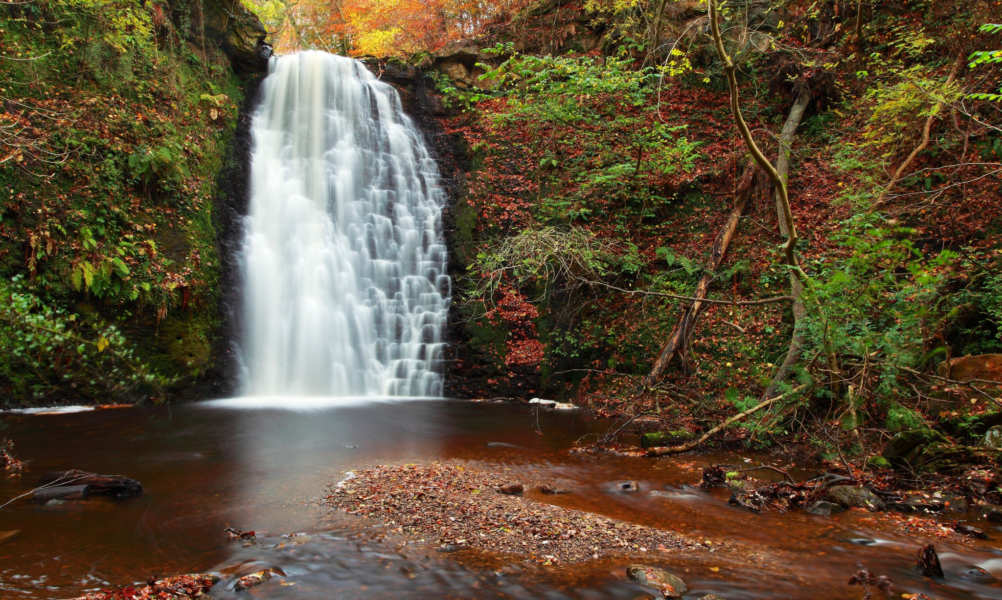 Forces of nature: six of Britain's most breathtaking waterfalls