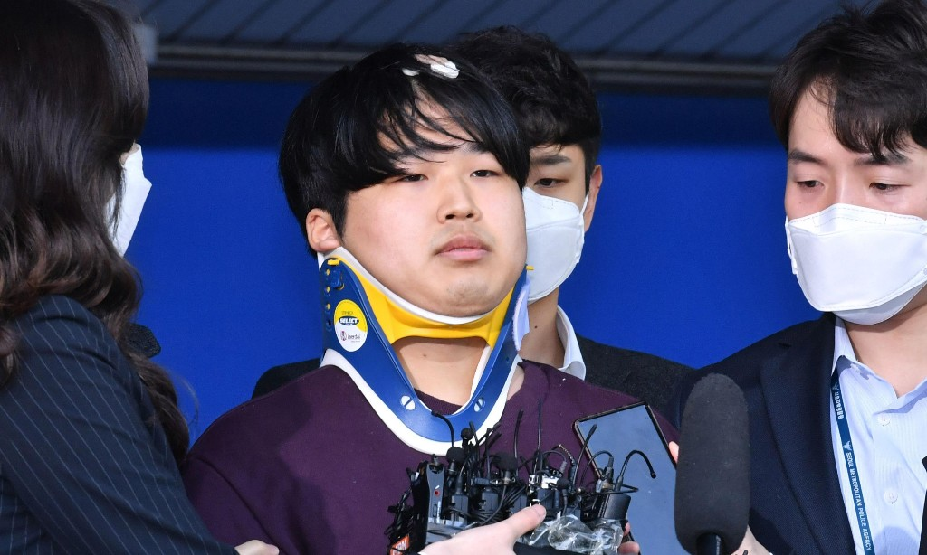 South Korean leader of online sexual abuse ring jailed for 40 years
