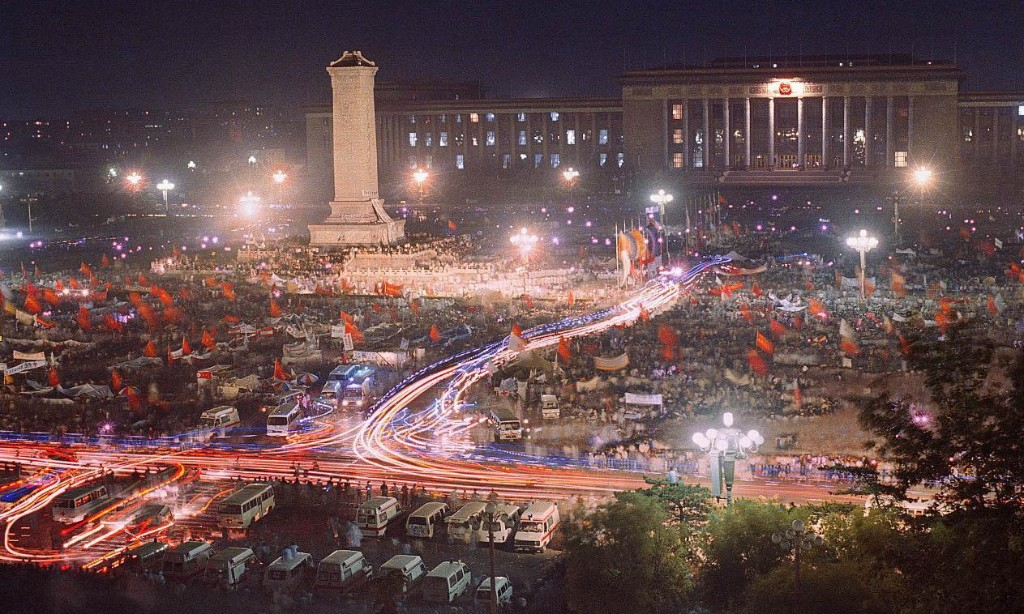 China will crush dissent in Hong Kong, just as it did in Tiananmen Square