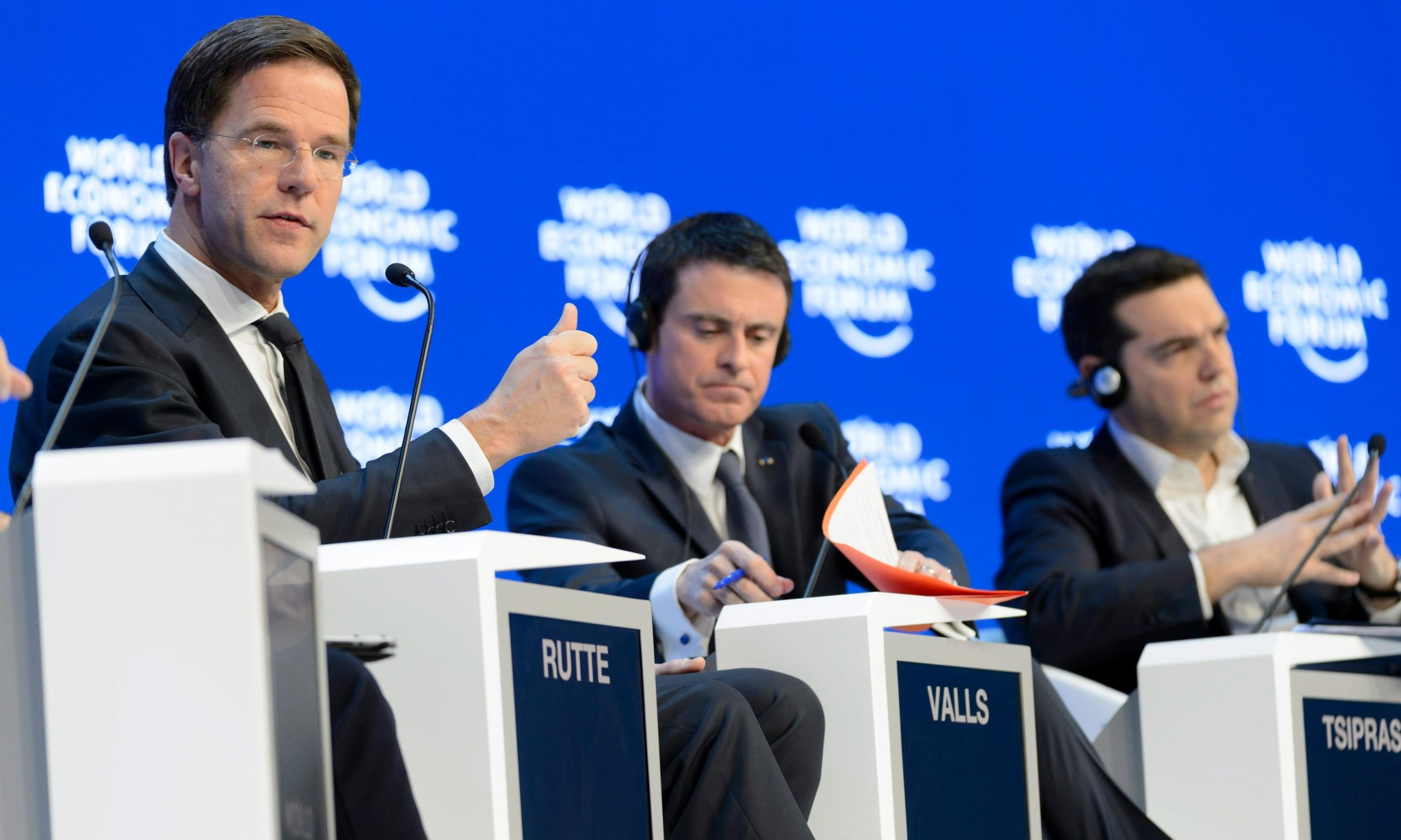 Dutch PM says refugee crisis could shut down Europe's open borders for good
