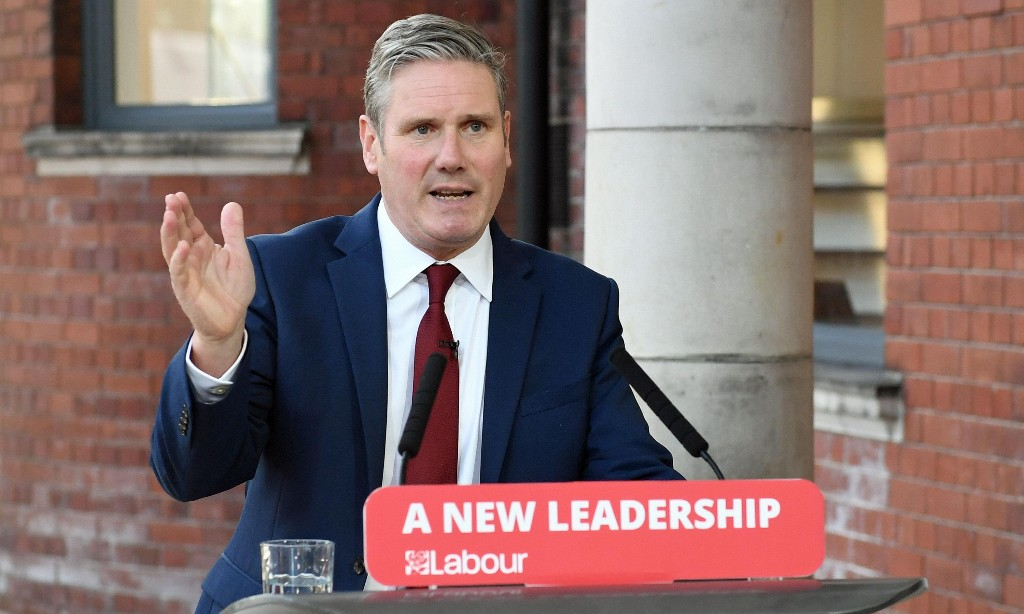 Why Keir Starmer is right to avoid identity politics