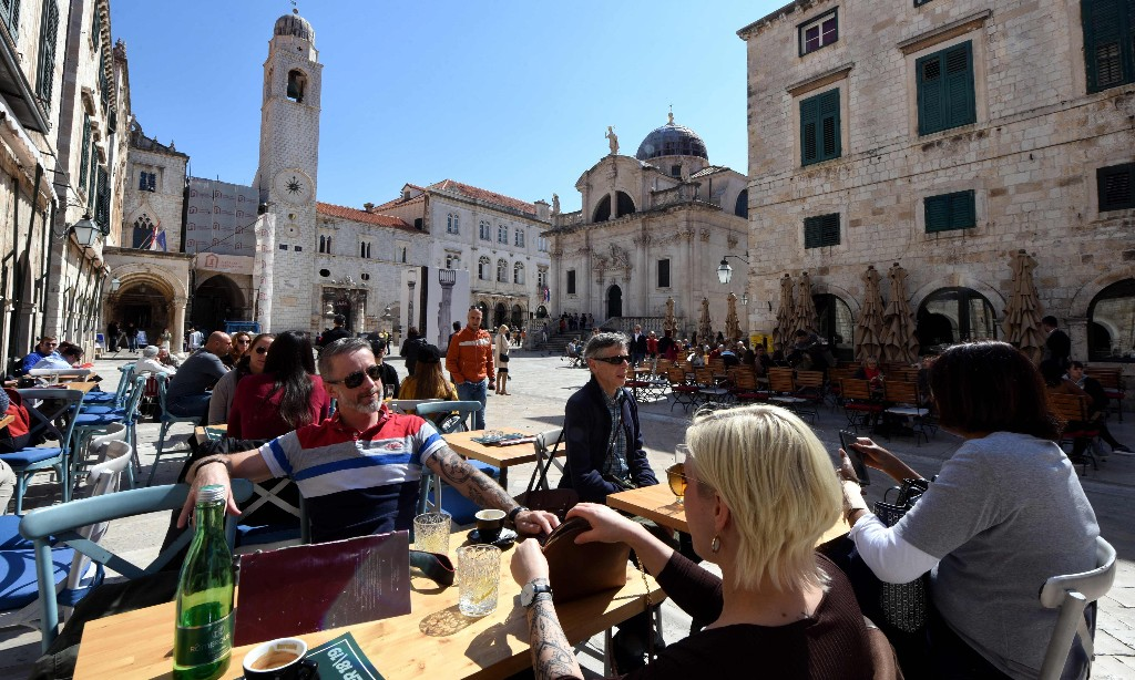Tourists aren't so bad – just ask Roberto the Dubrovnik guide