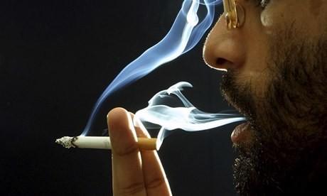 Quit Smoking - Magazine cover