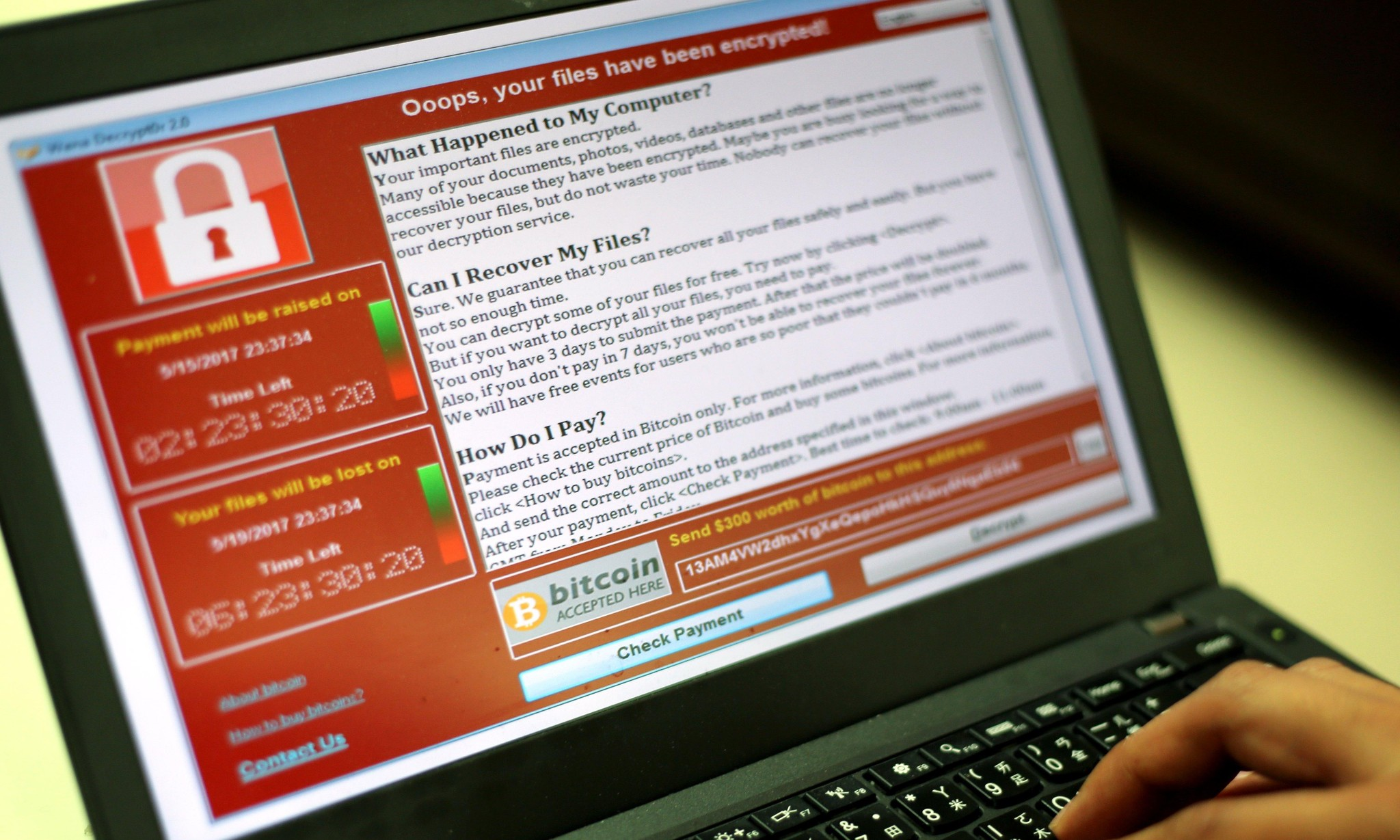 WannaCry cyberattack: US says it has evidence North Korea was 'directly responsible'