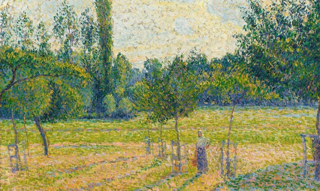 Pissarro painting once owned by Bronwen Astor to enter National Gallery
