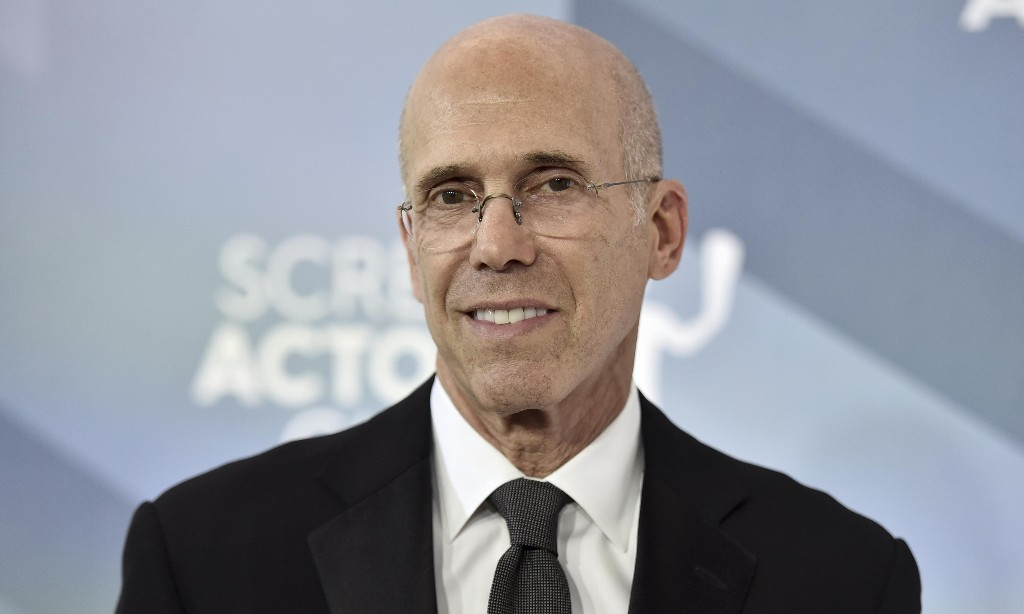 Jeffrey Katzenberg: why working from home was the death knell for Quibi