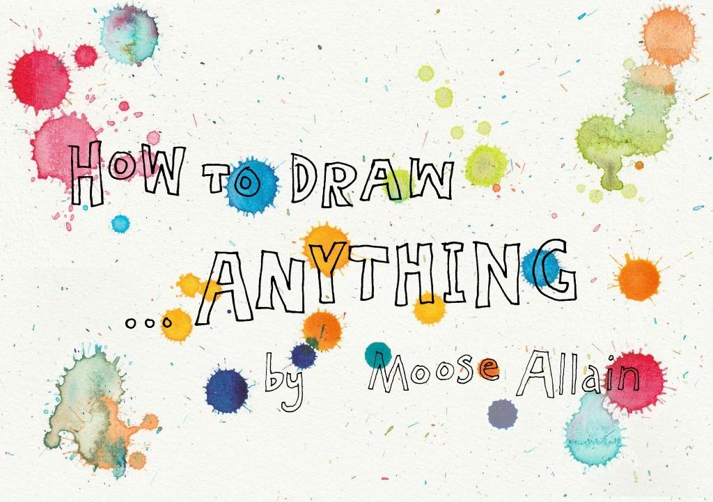 Draw  - Magazine cover